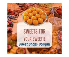 Famous Sweet Shops in Udaipur