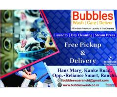 Jharkhand no.1 Laundry  in Ranchi Jharkhand