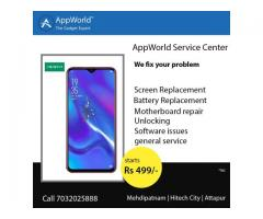 AppWorld™ - Rs.499 30 mins Repair - oppo service center